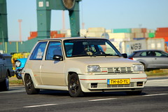 1988 Renault 5 GT Turbo (Dirk A.) Tags: th60yl onk 1988 renault 5 gt turbo