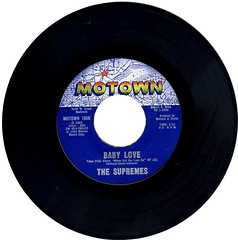 Supremes, The - Baby Love - US - 1964-- (Affendaddy) Tags: vinylsingles thesupremes babylove askanygirl tamlamotown motown 1066 us 1964 1970sussoulmusic collectionklaushiltscher