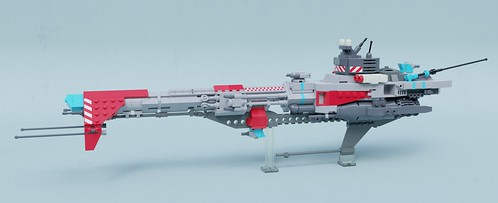 Chandrapur class light cruiser
