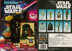 JusToys - Bend-Ems Darth Vader (Darth Ray) Tags: justoys bendems starwars lord darthvader star wars darth vader 1993