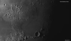 Crater Eratosthenes At Dawn (Ralph Smyth) Tags: eratosthenes lunar moon luna apennines celestron c8