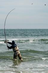 _DSC5077 (droppoint44) Tags: fishing ocean beach fisherman newjersey nj seaside