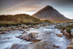 River and mountain (malcbawn) Tags: stobdearg rivercoupall landscape highlands scotland