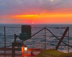 Lake Michigan Sunrise (knutsonrick) Tags: