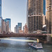 Marina City & Chicago River