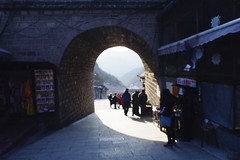 cave_5736 (SidhArcheR) Tags: greatwall china beijing badaling mutianyu wall greatwallofchina sidharcher siddharthanraman 6d 28mmf18usm light silhouette travelphotographer