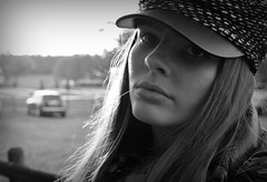 Kong (plot19) Tags: olivia liv family fashion fasion face daughter love light plot19 photography portrait manchester uk england english people teenager woman britain british hat look street