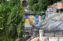 Alice Isaaz (HBA_JIJO) Tags: streetart urban graffiti paris art france hbajijo wall mur painting peinture portrait sêmalao urbain yec view street rue