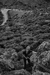 2018-11-18_Otetatopu_3_web (Rojobin) Tags: rockclimbing sports bankspeninsula newzealand nz crags landscapes cloudy otepatotu