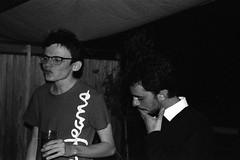 IMG_0010 (cestlameremichel) Tags: kodak tmax p3200 3200 asa party night analog analogica analogue film 35mm minolta dynax 40 pellicule argentique black white monochrome monochromatique bnw noir et blanc