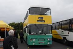 GGPTE LA697 @ Showbus 2018 - Donington Park (ianjpoole) Tags: preserved greater glasgow pte leyland atlantean alexander hgd903l la697 donington park for showbus