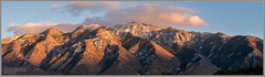 Late Fall Wasatch Sunset Panorama (Photo-John) Tags: sunset mountains alpenglow utah evening clouds landscape panorama panoramic seasons weather outdoors nature wasatchmountains lonepeak saltlakecity slc sonya6500 travel fineart mountainscape winter fall dramatic outdoorphotography editorialphotography stockphotography stockphoto travelphotography