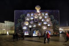Torino , aspettando il Natale ... (Roberto Defilippi) Tags: 2018 632018 rodeos robertodefilippi torino notte night nightscape tripod treppiede natale