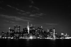 stars & stripes (m_laRs_k) Tags: nyc bw blackandwhite 32 olympus penf skyline night ferry watertaxi monochrome monotone schwarzweiss usa empirestate wfc eastriver abstract 纽约 ньюйо́рк