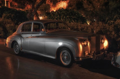 Rolls Royce (try...error) Tags: silver silber ghost bentley cloud classic oldtimer chrome available light night