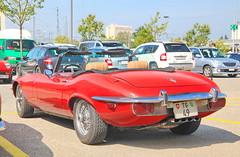 Jaguar E-Type Cabriolet 1971-1975 16.9.2018 3768 (orangevolvobusdriver4u) Tags: stmargrethen 2018 archiv2018 car auto klassik classic oldtimer schweiz suisse switzerland historische verkehrsschau historischeverkehrsschau2018 england jaguar jaguarengland jaguaretype jaguaretypecabriolet etype cabriolet cabrio convertible jaguare e