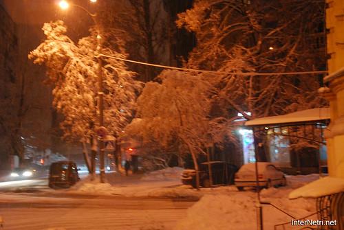 Засніжений зимовий Київ 426 InterNetri.Net Ukraine