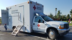 Mobile Communications (Central Ohio Emergency Response) Tags: american red cross columbus ohio emergency apparatus
