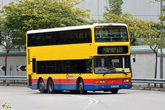CTB Dennis Trident 10.3m (Duple Metsec DM5000 Bodywork) (kenli54) Tags: ctb citybus bus buses doubledeck doubledecker 628 hongkongbus hongkong 887 kr7057 dennis trident duple duplemetsec metsec dm dm5000 adl tvb isme 3347