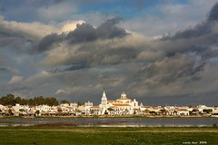 El Rocio* (Enllasez - Enric LLaó) Tags: elrocio andalucia paissatge paisaje nubes nubols 2016