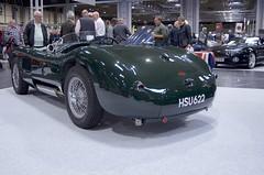 _DSC0435 (John McCulloch Fast Cars) Tags: hsu622 suffolk sportscar jaguar c type green