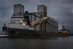 One More (Bert CR) Tags: saginaw ship shipping greatlakesshipping greatlakesfreighter freighter harbor harbour onemore canon canon40d