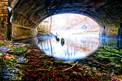 Secret Portal (1300 Photography) Tags: nikon d750 20mm affinity longexposure outdoors morning water river bennettspring ozarks missouri