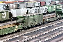 CB&Q Class XML-16 20976 (Chuck Zeiler54) Tags: cbq class xml16 20976 burlington railroad boxcar box car freight cicero train chuckzeiler chz
