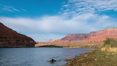 Video of Man fly fishing on Colorado river at Lees Ferry, Arizona (Ray Redstone) Tags: flyfishing timelapse coloradoriver lessferryaz arizonaflyfishing grandcanyon redrocks troutfishing national park