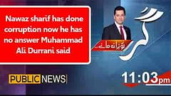 Nawaz sharif has done corruption now he has no answer Muhammad Ali Durrani said (Zedflix) Tags: zedflix zflix live streaming news talkshows