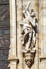 Milan Cathedral (Yuri Rapoport) Tags: 2016 milan milancathedral duomodimilano church lombardy italy