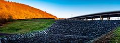 Seilersee Damm (MAICN) Tags: 2018 x100f colorfull herbst bunt nature himmel fuji sky seilersee autum natur fujifilm damm