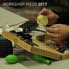 Workshop Piezo [2017] (Marc Wathieu) Tags: le75 soundart créationsonore educational brussels bruxelles woluwesaintlambert esale75 75 2017 20172018 cover sleeve