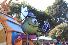 "Monsters University Unit - Pixar Play Parade • <a style=""font-size:0.8em;"" href=""http://www.flickr.com/photos/28558260@N04/46042147911/"" target=""_blank"">View on Flickr</a>"