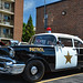 1957 Chevy Patrol Car