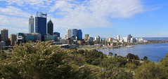 Perth  (22) (Richard Collier - Wildlife and Travel Photography) Tags: australia cityscape city perth buildings architecture