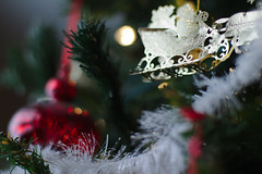 Sleigh Bells Ring (bshtick) Tags: nikon 50mm prime manual natural lighting christmas holidays winter d3300 ornaments decoration