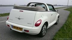 20180408-035-JWB (Jan Willem Broekema) Tags: chrysler pt cruiser 24l white classic retro car convertible cabriolet ragtop 24