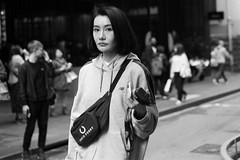 NB (McLovin 2.0) Tags: candid people urban city melbourne street streetphotography portrait monochrome bw sony a7r 55mm zeiss bokeh eyes