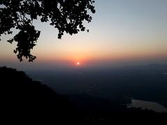 Sunset_Mt Abu-03 (Arnab1973) Tags: rajasthan india mtabu sunset black mountain gold foliage