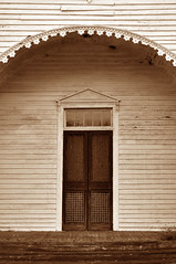 DSC_7464 (scsmitty) Tags: historic architecture church mountcarmelarpchurch mountcarmelsc southcarolina nationalregisterofhistoricplaces door