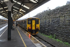 150221 Truro 18/12/18 (UK Rail Pics) Tags: 150221 gwr truro
