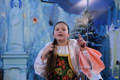 13. Сценка воскресной школы с. Богородичное 09.01.2019