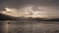 misty morning at Loch Harport, Isle Of Skye (Stefan Giese) Tags: nikon d750 schottland scotland carbost lochharport sunrise misty morning clouds wolken