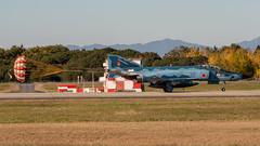 RF-4E 47-6905 501 Squad 11-18-9298 (justl.karen) Tags: japan 2018 jasdf ibaraki hyakuri rf4e f4 501squadron