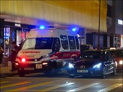 Hong Kong 2019 (ampledriving) Tags: iveco police hk