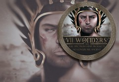 Logo for VII Wonders (Skip Staheli *11 YEARS SL PHOTOGRAPHY*) Tags: skipstaheli secondlife sevenwondersviiwonders logo