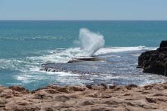 Robe South Australia (Helen C Photography) Tags: robe southaustralia south australia sa water ocean cliffs rugged spray obelisk nature scenery landscape seascape blue land wave nikon d750 nikond750 nikkor 105mm