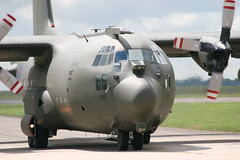 RAF C-130K (Base - Loiter) Tags: raf c130k brize norton