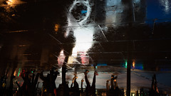 21,969 (Panda1339) Tags: 28mm london cinematic thumbsup reflection abstract streetphotography cat ldn uk light
